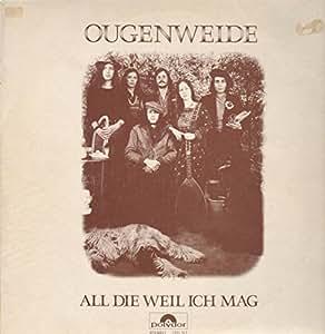 All die weil ich mag (1974) / Vinyl record [Vinyl-LP]