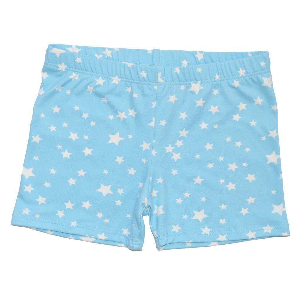 TwirlyGirl Girls Star Shorts for Under Dresses /& Skirts Soft Playground Dance