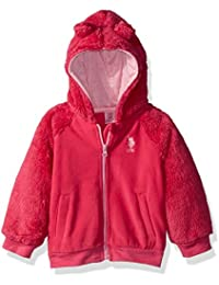 Baby Girls' Outerwear Jacket (More Styles Available)