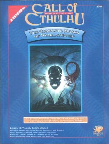 masks of nyarlathotep 7th edition hardcover