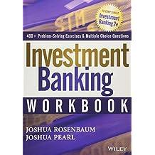Investment Banking Workbook