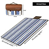 Scuddles Extra Large 60 X 79 inch Picnic & Outdoor...