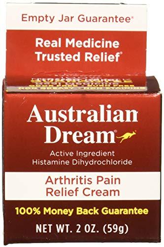 Australian Dream Arthritis Pain Relief Cream, 2 Ounce