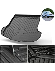 Special TPE Trunk Mat for Honda All Weather Waterproof Anti-fouling and Durable Cargo Liner Trunk Liner,Classic Black