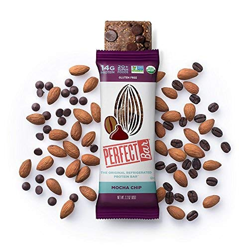 Perfect and Bar Original Refrigerated Oz. Protein Bar Mocha Chip Non-GMO Peanut Butter and Almond Butter 14g Whole Food Protein Gluten Free and Non-GMO 2.2 Oz. Bar (24 Bars) [並行輸入品] B07N4N9VW2, セレクトショップAny:e72a33b2 --- ijpba.info
