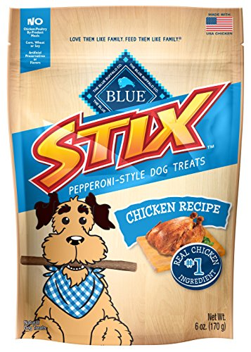 Blue Buffalo Stix Chicken&Brown Rice (Pack of 3)