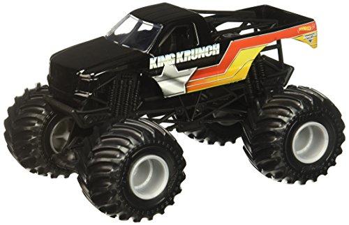 Hot Wheels Monster Jam King Krunch Vehicle, 1:24 Scale (24 Wheels Truck 1 Monster Hot)