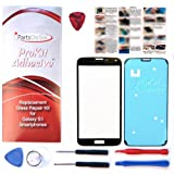 S5 ProKit screen replacement for Samsung Galaxy S5 Screen Glass Lens repair Kit charcoal black for Samsung Galaxy S5 i9600 s5 prokit adhesive