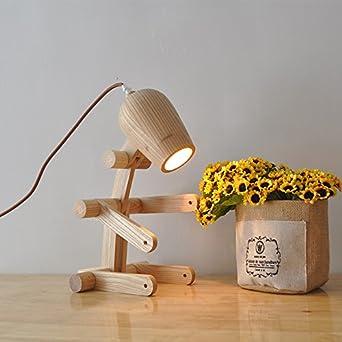 Minimalistische Studie Licht Schlafzimmer Bett Lampen können ...