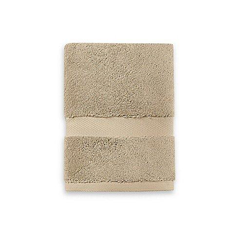 (Wamsutta 805 Turkish Cotton Hand Towel in Latte - (30