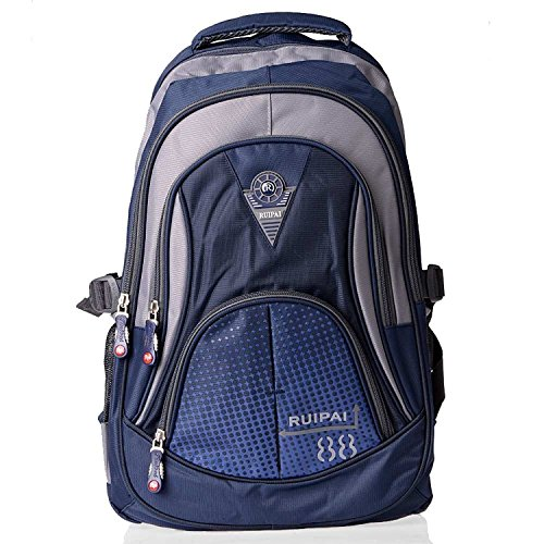 Vbiger Cute Girls Boys Backpack For School College Laptop Bags Outdoor Daypack  Blue