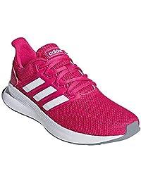 Tenis Adidas Falcon Pink/branco