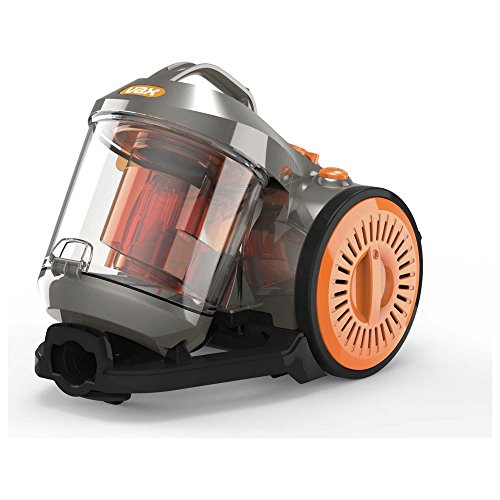 Vax AWC01 Power 3 Compact Lightweight Bagless Cylinder Vacuum Cleaner, 800...