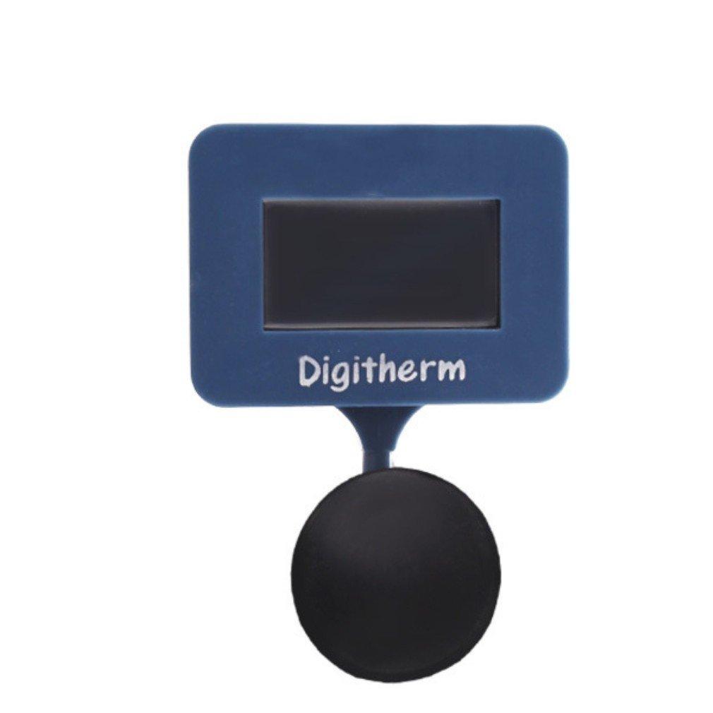 LONDAFISH Thermomètre à Cristaux liquides à Cristaux liquides pour Thermomètre à Aquarium Thermomètre à Eau avec Ventouse