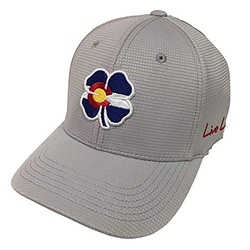 Black Clover Waffle Colorado Grey/Blue Comfort Fit Hat