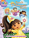 Dora's Princess Party, Molly Reisner, 1416990453