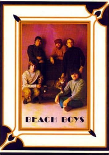 Vintage 1968 Beach Boys Tour Concert Program Book Seattle Arena 2268