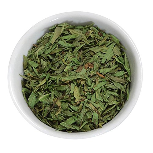Tarragon Leaves - 1 resealable bag - 1 lb by Gourmet Food World (Image #1)