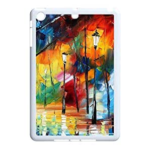 wugdiy Custom Case for iPad Mini with Personalized Design Art Painting