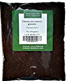 CHICORY ROOT Roasted Granules 1 LB - NATURAL Coffee and Tea Substitute - CAFFEINE FREE Beverage CERTIFIED Kosher (1 Bag (16 oz))