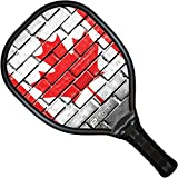 Pickle Pro Composite Pickleball Paddle (Canadian Flag Graphic)
