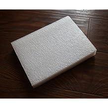 WellieSTR 4 Pieces Needle Felt Felting / Embroidery Foam Pad / Mat Needle Felting Pad 20x15x3cm FREE SHIPPING