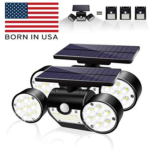 360 Degree Outdoor Motion Sensor Light in US - 5