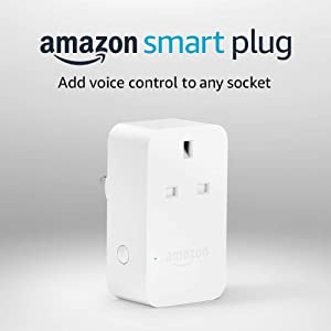 Amazon Smart Plug, works with Alexa, Certified for Humans device: Amazon.co.uk: Amazon Devices