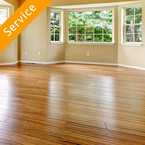 Hardwood Floor Cleaning – 3 Rooms