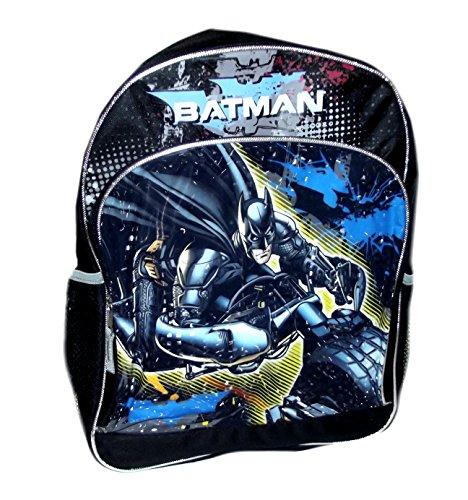 Fast Forward Full Sized Backpack Batman (Dc Shoes Mens Backpack)