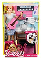 Barbie Girls Music Blonde Activity Playset