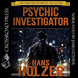 Psychic Investigator Audiobook