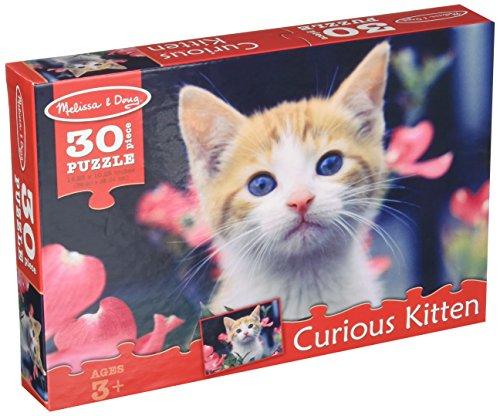 Melissa Doug Curious Kitten Garden