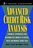 Advanced Credit Risk Analysis