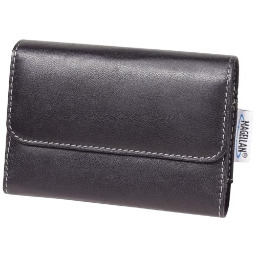Magellan Leather Case for 4.3- and 4.7-Inch GPS by Magellan