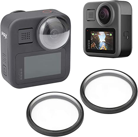 Forevercam Protective Camera Lens Acrylic Glass Cover Replacement ...