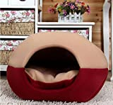 Pet bed, KAMIER Mongolian Yurt Shaped House Bed - Best Reviews Guide