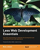 Less Web Development Essentials Front Cover