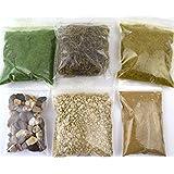 Desert Basing Materials by WWS - Scenery, Terrain, Miniatures