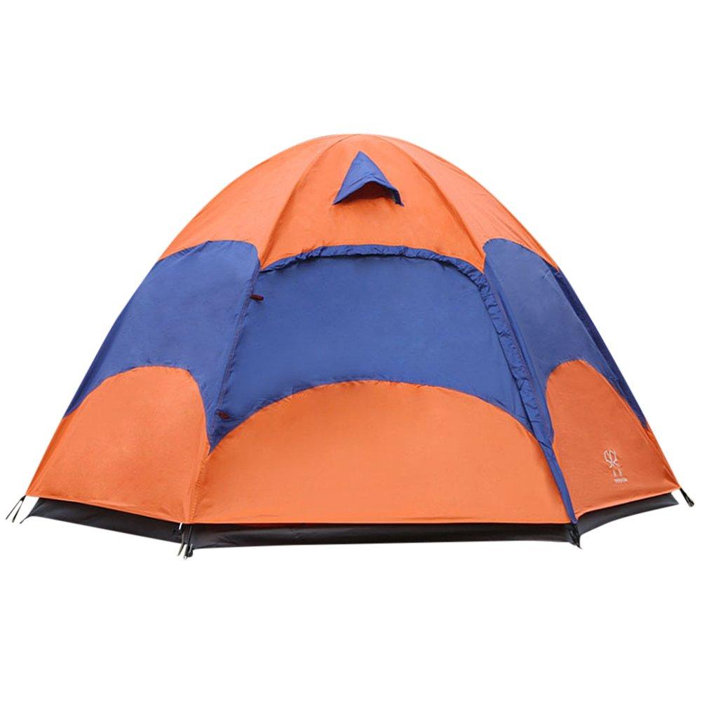 (ハッピーライフ)Happylife ワンタッチ テント 3~4人用 設営簡単 防災用 キャンプ用品 登山 折りたたみ アウトドア   B0732Y3M6B