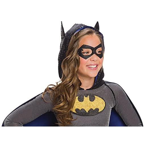 Rubie's Costume Boys DC Comics Batgirl Dress Costume, Large, Multicolor, 887658