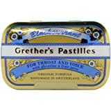 Grether's: Black Currant Pastilles, 3.75 oz