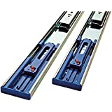 LIBERTY 942005 Soft-Close Ball Bearing Drawer Slide, Multiple Sizes, 2-Pack