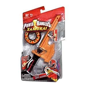 Bandai 31591 Power Rangers Samurai - Espada con disco