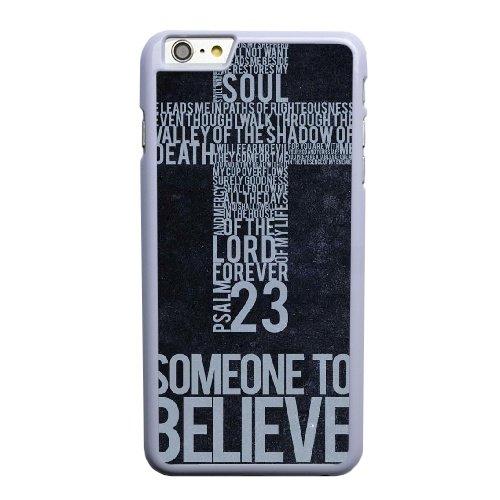 Coque,Coque iphone 6 6S 4.7 pouce Case Coque, Christian Cover For Coque iphone 6 6S 4.7 pouce Cell Phone Case Cover blanc