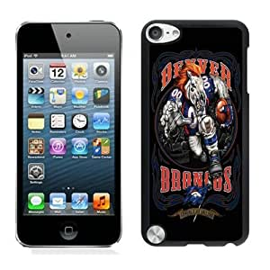 NFL Denver Broncos iPod Touch 5 Case YMH90355 NFL Hard Phone Case Fashion