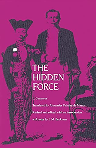 book cover of The Hidden Force