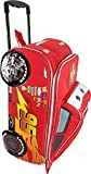 Disney Pixar Cars Rolling Lightning McQueen Luggage