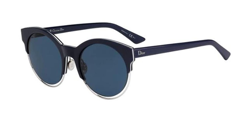 cf0c3ff29471 Amazon.com: Authentic Christian Dior Sideral 1 J6C/KU Dark Blue Palladium  Sunglasses: Clothing
