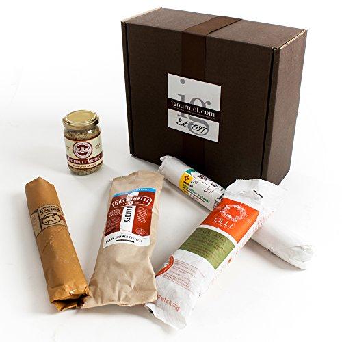 Collection: Artisan Salami Gourmet Gift Box ()